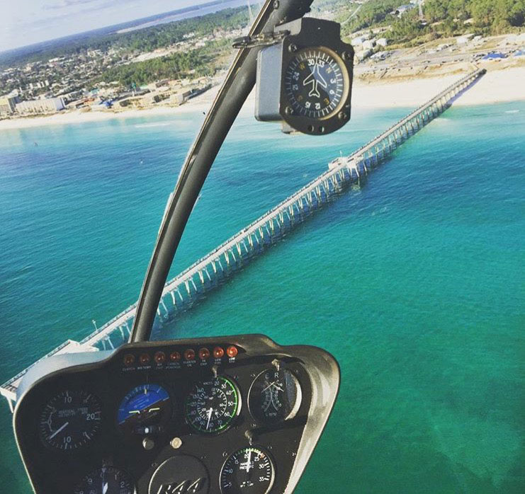 Introduction Panama City Beach Helicopter Tour